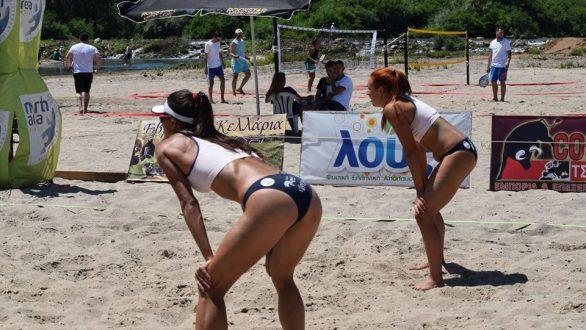 Ρεπορτάζ από το 5ο North Area Beach Volley Circuit  (Άρδας) 2017