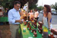 Με επιτυχία η έναρξη της 4ης Γιορτής Βιοκαλλιεργητών – Μελισσοκόμων και Οικοτεχνών
