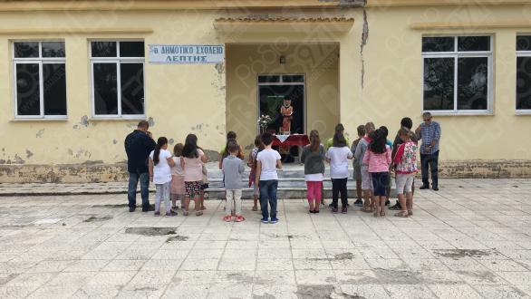 """Γκουγκουσκίδου: """"Μην κλείνετε το Δημοτικό Σχολείο της Λεπτής"""""""