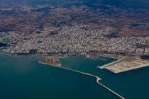 Παρουσία των γ.γ. του Υ.ΝΑ.Ν.Π. τα εγκαίνια του νέου σκάφους του Λιμενικού Σώματος στην Αλεξανδρούπολη