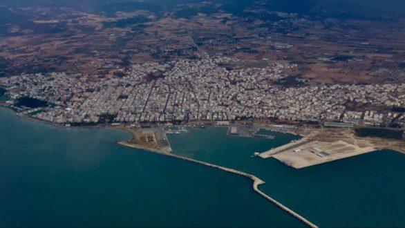 Αλεξανδρούπολη: Η επίσκεψη του Αμερικανού Πρέσβη Τ. Πάιατ και του Υπουργού Εθνικής Άμυνας Ν. Παναγιωτόπουλου