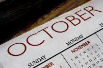 Γιατί δεν υπάρχει «μ» στον Οκτώβριο;