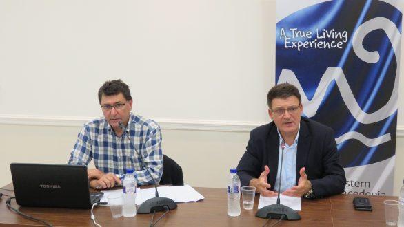 Συσκέψεις σε Ορεστιάδα και Αλεξανδρούπολη για την «Εβδομάδα Δημόσιας Υγείας και Κοινωνικής Μέριμνας»