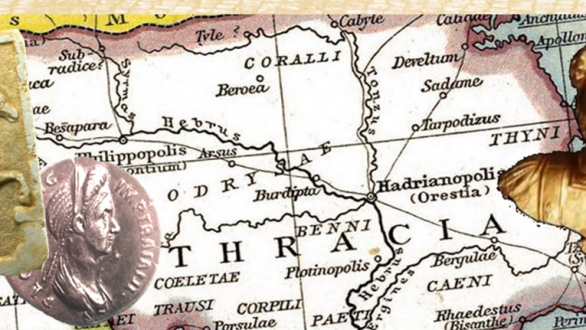 Εκδήλωση «Η Ρωμαϊκή Θράκη και η Αυτοκρατορική Πλωτινόπολη» στο Διδυμότειχο