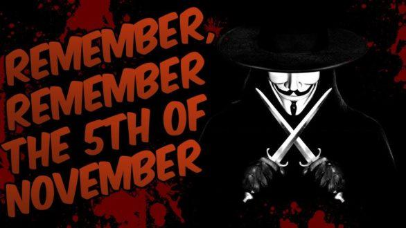 """""""Θυμήσου την 5η Νοέμβρη…"""""""