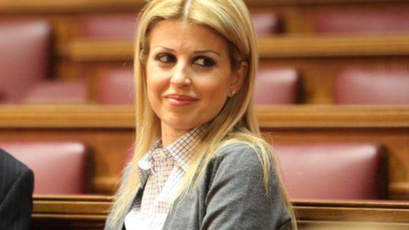 """Η Έλενα Ράπτη και η καμπάνια """"ΕΝΑ στα ΠΕΝΤΕ"""" στην Αλεξανδρούπολη"""