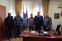 Συνάντηση αστυνομικών της Ορεστιάδας με τον Γενικό Περιφερειακό Αστυνομικό Διευθυντή ΑΜ-Θ