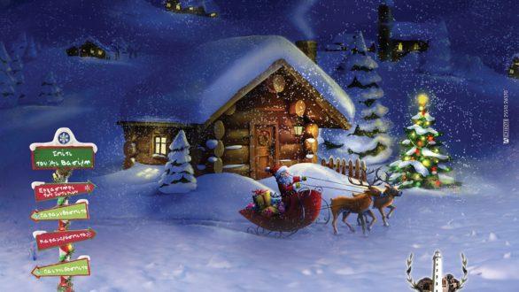 8 Δεκεμβρίου ανοίγει τις πύλες του το Πάρκο των Χριστουγέννων