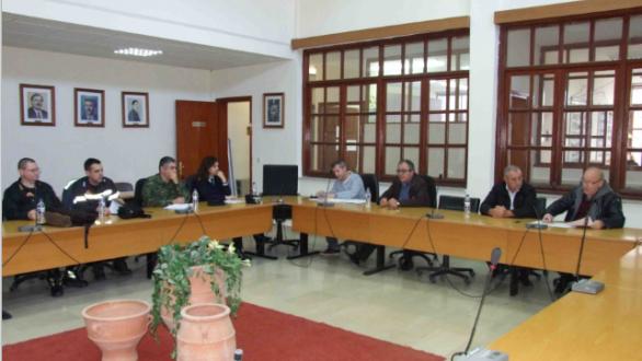 Διδυμότειχο: Συνεδρίασε το Συντονιστικό Τοπικό Πολιτικό Όργανο Πολιτικής Προστασίας