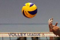 Volley League: Πρόγραμμα και Διαιτητές (15η Αγωνιστική)