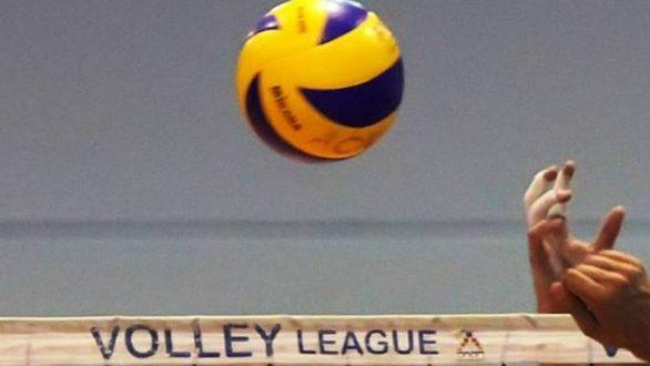 Volley League: Πρόγραμμα και διαιτητές (13η αγωνιστική)