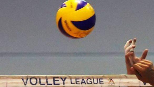 Volley League: Πρόγραμμα και Διαιτητές (20η Αγωνιστική)