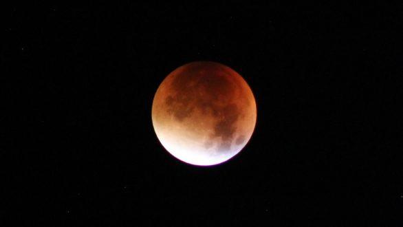 Το 2018 θα υπάρξουν δύο ολικές εκλείψεις της Σελήνης