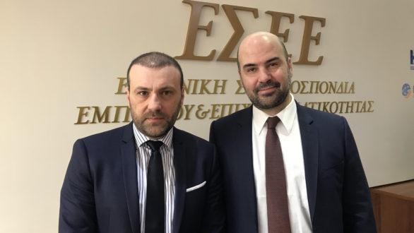Συμφωνία συνεργασίας μεταξύ της ΟΕΕΘ και της ΕΛΣΤΑΤ