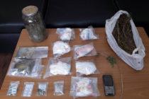Σχεδόν ένα κιλό κάνναβης βρέθηκε στην κατοχή 53χρονου στην Αλεξανδρούπολη