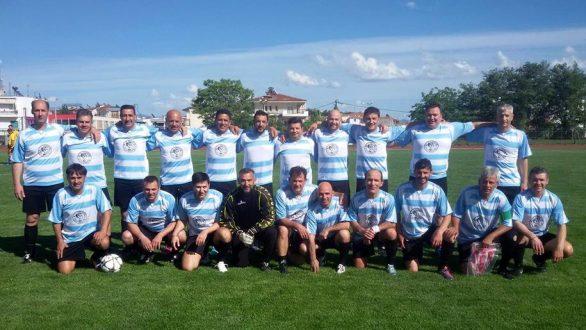 Παλαίμαχοι Ορέστη: Βαλκανικό Πρωτάθλημα Παλαιμάχων και φιλικό με την Εθνική 2004!