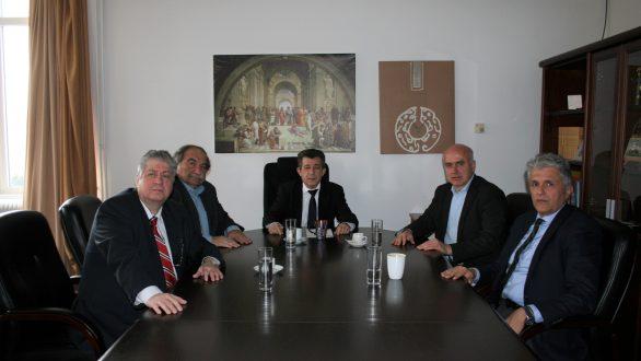 Την συνένωση του Τ.Ε.Ι.-ΑΜΘ με το Δημοκρίτειο Πανεπιστήμιο στηρίζει η Περιφέρεια