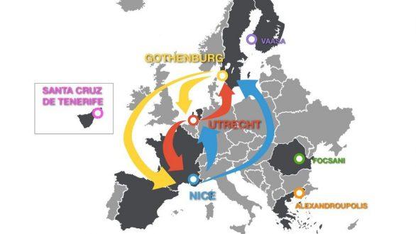 Η Αλεξανδρούπολη στον χάρτη των ευφυών ενεργειακών πόλεων της Ευρώπης!