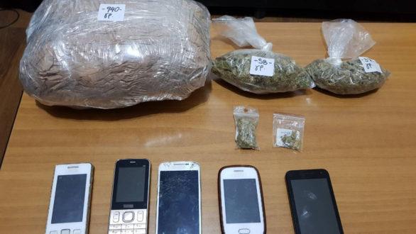 Τρεις συλληφθέντες για διακίνηση ναρκωτικών στην Αλεξανδρούπολη