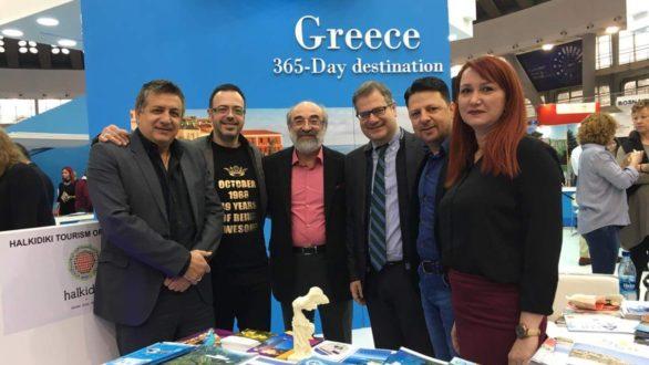 Παρουσία της Περιφέρειας ΑΜΘ σε δύο τουριστικές Εκθέσεις των Βαλκανίων