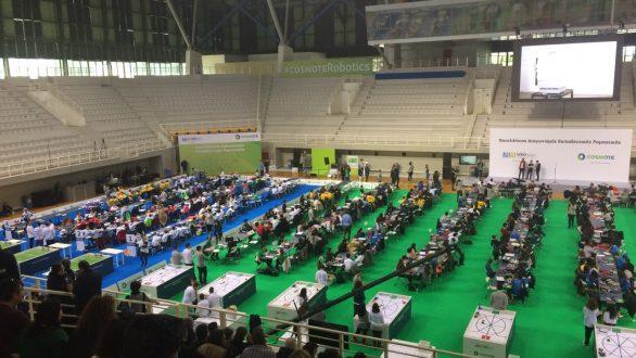Μαθητές από τον Έβρο συμμετείχαν στον Πανελλήνιο Διαγωνισμό Ρομποτικής!