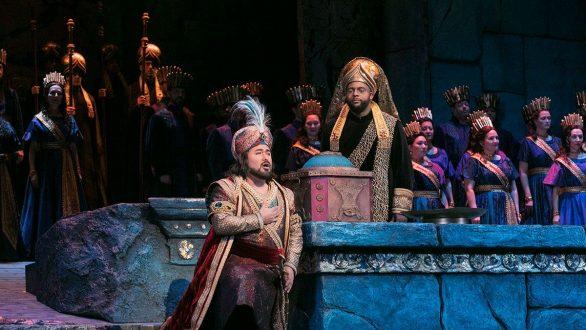 """Αλεξανδρούπολη: """"Σεμίραμις"""" από την Metropolitan Opera της Νέας Υόρκης"""