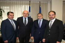 Συνάντηση Μέτιου με τον Γενικό Πρόξενο της Τουρκίας στην Κομοτηνή