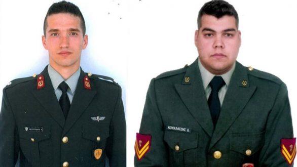 Τους δύο Έλληνες στρατιωτικούς επισκέπτεται σήμερα ο Βούτσης