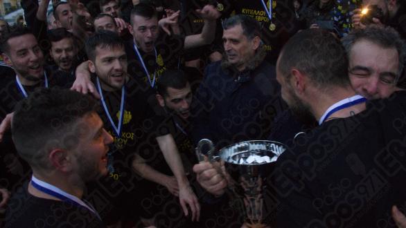 Κύπελλο ΕΠΣ Έβρου: Αποτελέσματα (4η Αγωνιστική)