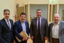 Ο Γ. Καΐσας στην συνάντηση της Ομάδας Φιλίας Ελλάδας – ΙΡΑΚ του Ελληνικού Κοινοβουλίου
