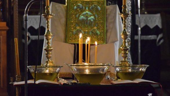 Μεγάλη Τετάρτη: Το Άγιο Ευχέλαιο και ο Μυστικός δείπνος