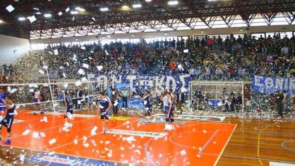 Volley League: Την Κυριακή το Εθνικός – Παναθηναϊκός