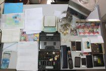 Συνελήφθησαν 3 ημεδαποί, οι οποίοι εμπλέκονται στη λειτουργία παράνομου ενεχυροδανειστήριου στην Αλεξανδρούπολη