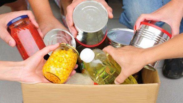 Συγκέντρωση τροφίμων και ειδών πρώτης ανάγκης στην Ορεστιάδα
