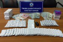 Σύλληψη αλλοδαπών για εξαγωγή ναρκωτικών στους Κήπους