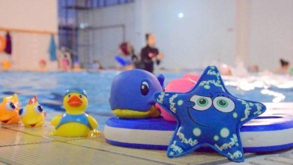 Μαθαίνω να κολυμπώ στον ΝΗΡΕΑ