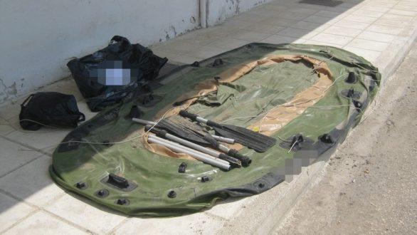 Σύλληψη δύο διακινητών στην Γεμιστή Έβρου