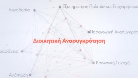 Εκδόθηκε η εγκύκλιος για το «Ψηφιακό Οργανόγραμμα της Δημόσιας Διοίκησης και Τοπικής Αυτοδιοίκησης»