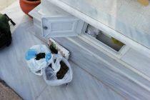 Αλεξανδρούπολη: Έκρυβαν ναρκωτικά σε… τάφο!