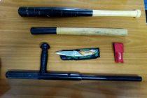 Αλεξανδρούπολη: Τρεις συλλήψεις για λαθραία προϊόντα και όπλα