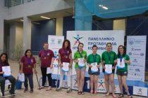 """8 πανελλήνια ρεκόρ και 39 μετάλλια στο Πανελλήνιο Κολύμβησης για τον """"ΚΟΤΙΝΟ"""""""