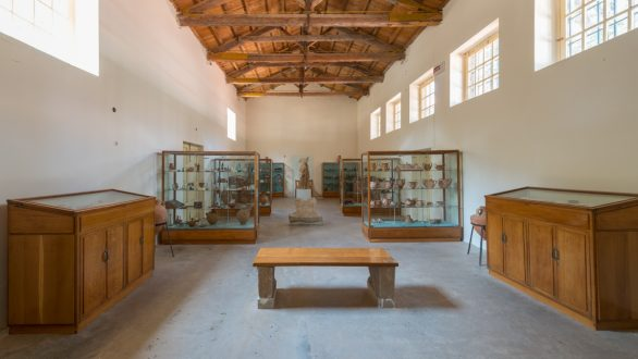 1,6 εκ. ευρώ από την Περιφέρεια για το Αρχαιολογικό Μουσείο Σαμοθράκης