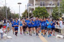 Συγκίνηση στον Δρόμο Ειρήνης και Συμπαράστασης στην Ορεστιάδα
