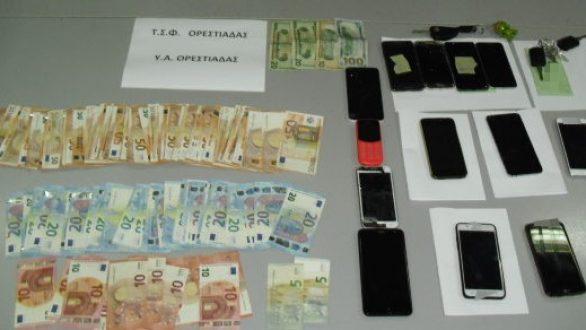Ορεστιάδα: Συνελήφθησαν μέλη συμμορίας διακινητών μετά από συντονισμένη επιχείρηση