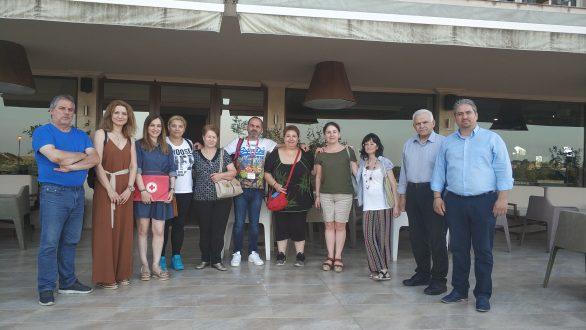 1ο Τμήμα Κοινωνικής Πρόνοιας για το Περιφερειακό Τμήμα Διδυμοτείχου του Ελληνικού Ερυθρού Σταυρού
