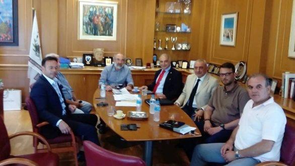 Συνεργασία Δήμου Αλεξανδρούπολης – AHEPA
