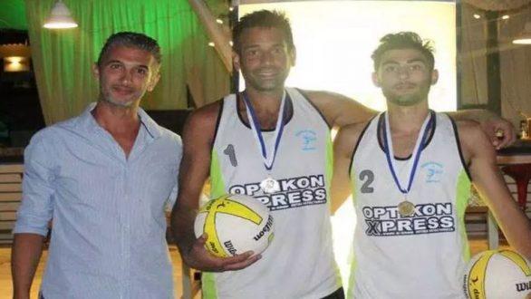 Νίκη στο 1ο Beach Volleyball Series 2018 για Σκαρλατίδη και Μπατζιλή