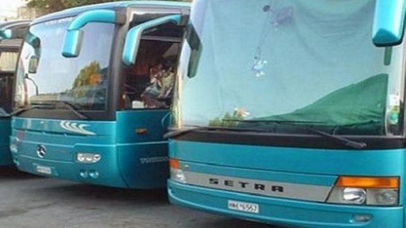 Γυναίκα μαχαίρωσε άνδρα μέσα σε λεωφορείο του ΚΤΕΛ Καβάλας