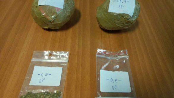 Συνελήφθη 31χρονος για ναρκωτικά στην Αλεξανδρούπολη