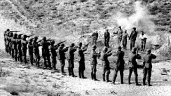 Εκδήλωση στη μνήμη των 7 εκτελεσμένων νέων του Ποιμενικού από τους Ναζί